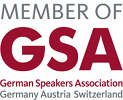 Member of GSA; German Speakers Association; Germ any - Austria - Switzerland
