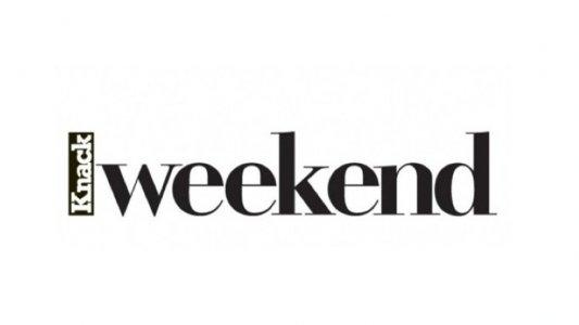 Knack Weekend: WERELD VAN IJS, WATER EN KEIZERSPINGUÏNS