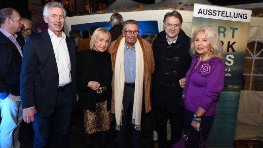 PÖSELDORF Vernissage in Hamburg über die Schönheit der Arktis